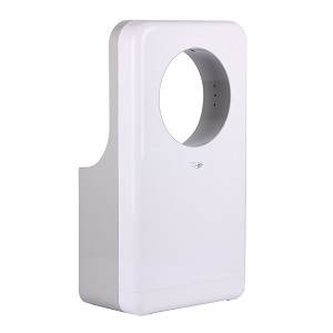 Dual Jet High Speed Round-Shaped Hand Dryer