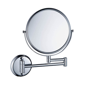 Stainless Steel Magnifying Mirror