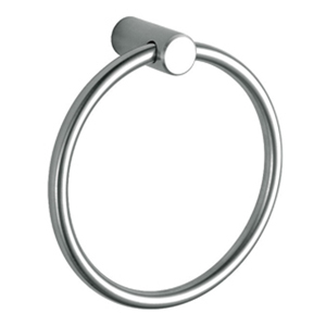Stainless Steel Satin Towel Ring
