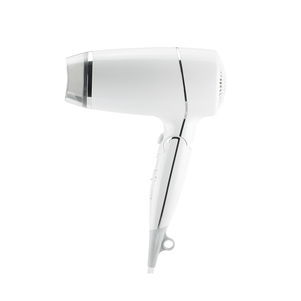 Travel Push-Button Hair Dryer