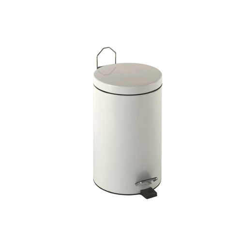 Pedal-Operated Circular Bin 3L Capacity