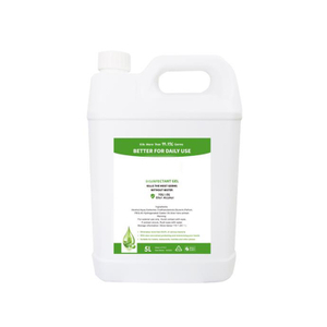 75 Degree Alcohol Antibacterial Disinfection Gel 5L