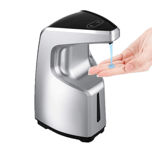 Surface Touchless Liquid Sanitizer Alcohol Gel Soap Dispenser
