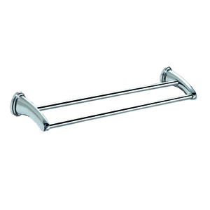 Zamac Chrome Towel Ring