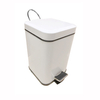 Pedal-Operated Square Bin 3L Capacity
