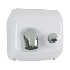 Hiflow Push-Button Operated Hand Dryer